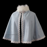 Cinderella Princess Cape