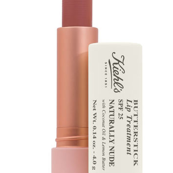 Kiehls Since 1851 Butterstick Lip Treatment SPF 25, Naturally Nude