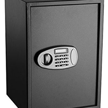 Adir 2.32 Cubic Feet Security Safe with Digital Lock