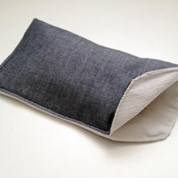 Unisex Sunglasses / Glasses Padded Case