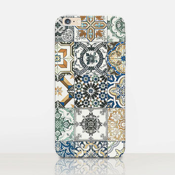 Moroccan Phone Case For - iPhone 6 Case - iPhone 5 Case - iPhone 4 Case - Samsung S4 Case - iPhone 5C - Matte Case - Tough Case