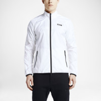 Nike F.C. N98 Windbreaker Men's Soccer Track Jacket Size XS (White)