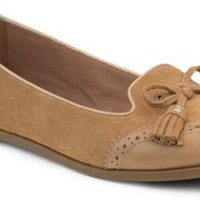 Sperry Top-Sider Harper Oxford Flat Cognac, Size 8M  Women's Shoes