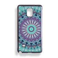 Wood grain Aint Printed Patterns Hard Case Plastic Back Cover Skin Protector for Samsung Galaxy note4 (#A0032-6)