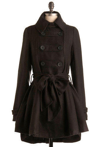 Devoted To This Coat