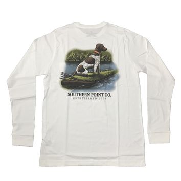 Southern Point, Signature Long Sleeve Tee, SLT-344