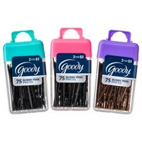Goody® Adult Bobby Pin Pack - 75 ct