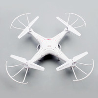 SYMA X5 2.4G 4CH 6Axis RC Helicopter Quadcopter Gyro 2 Mode 3D Rolling LED Remote Control