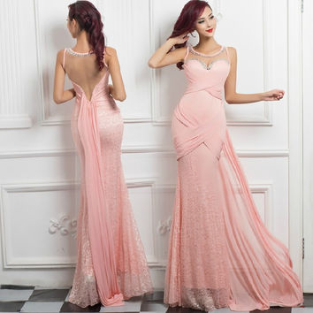 Long Party Gown