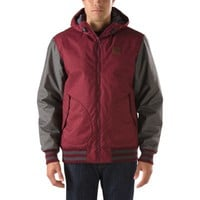 Vans Rutherford Mountain Edition Jacket (Wine/Gravel)