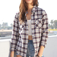 Square Dance Plaid Shirt