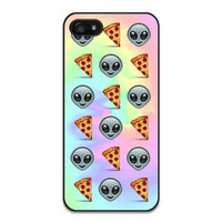 Alien Pizza Emoji  Case for iPhone SE, 6, 5S, 6S Plus, 5, 5C, 4S 4 Fun