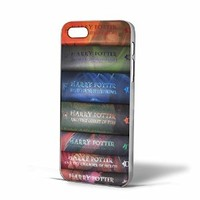 Harry Potter All Book of Novel for Iphone Case (iPhone 5/5s white)