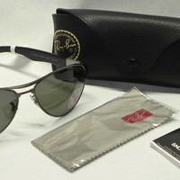 Ray-Ban Active Series Sunglasses RB3509, Polarized Lenses, Case, New NWT