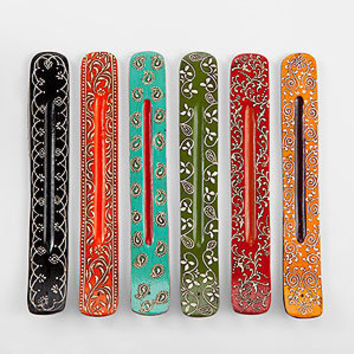 Painted Incense Holders | Candles and Candleholders| Home Decor | World Market