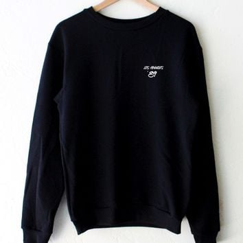 Los Angeles '89 Oversized Sweater