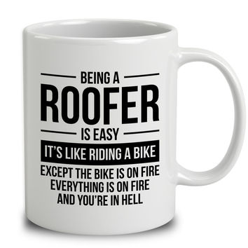Being A Roofer