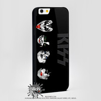 Kiss Rock Band For Apple, Iphone, Ipod, Samsung Galaxy Case