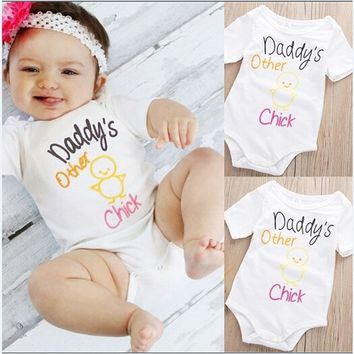 Daddys Other Chick Onesuit