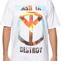 Trash Talk Destroy Blown T-Shirt