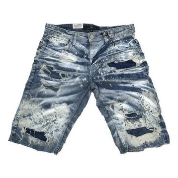Jordan Craig - Mens - Bleached Wash Shorts