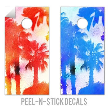 Palm Trees Decals