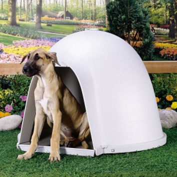 Petmate Dogloo Xt Dog House -  Giant 48.5X47X37
