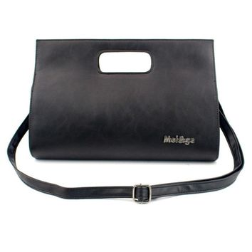Black Satchel Shoulder Crossbody Bags