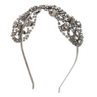 BCBGMAXAZRIA - ACCESSORIES: VIEW ALL: ABSTRACT BOW HEADBAND