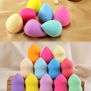 Makeup Foundation Sponge Blender Cosmetic Puff Flawless Powder Smooth Beauty = 1706039044