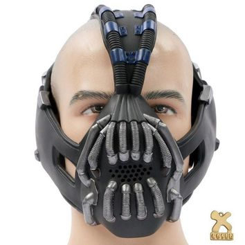 DCCKIX3 Batman The Dark Knight Rises Bane Cosplay Mask Gun Version