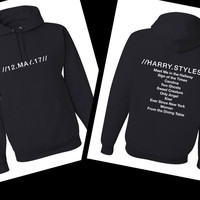 Harry Styles Solo Album Tracklist & Release Day 12.MAY.17 Unisex Adult Hoodie Sweatshirt