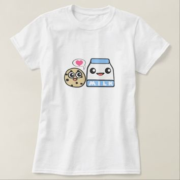 Cookies and Milk T-Shirt