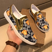 Versace Signature 17 Slip-on Sneakers Dsu6777 - Best Online Sale
