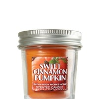 Mini Candle Sweet Cinnamon Pumpkin