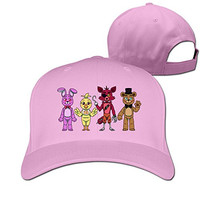 Jackey FNAF Basellball Hat Cap