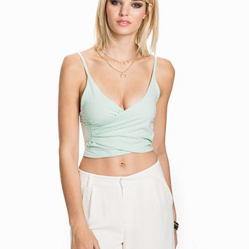 Draped Top, NLY Trend