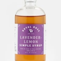 Organic Simple Syrup