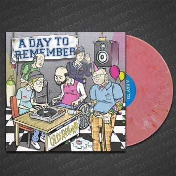 Old Record Pink : MNDI : MerchNOW