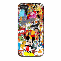 Disney Cartoon Character iPhone 5s Case