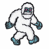 Yeti Chenille Patch