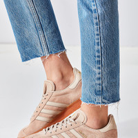 adidas Originals Suede Gum-Sole Gazelle Sneaker | Urban Outfitters