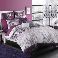 KAS® Enchanted Duvet Cover, 100% Cotton