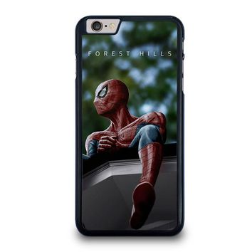 SPIDERMAN J. COLE FOREST HILLS iPhone 6 / 6S Plus Case Cover