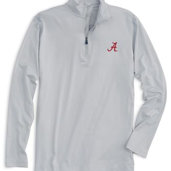 Lightweight Gameday Skipjack 1/4 Zip Pullover - University of Alabama
