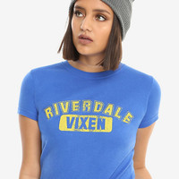 Riverdale Vixen Cheer Girls T-Shirt Hot Topic Exclusive