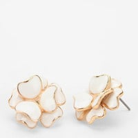Urban Outfitters - Blooming Flower Earring