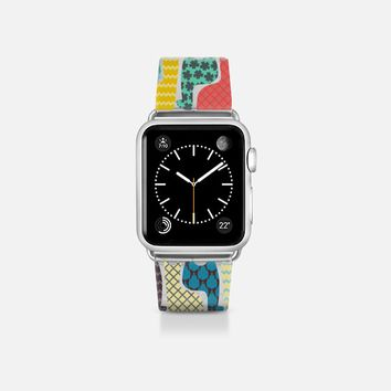 baby llamas transparent apple watch band Apple Watch Band (38mm)  by Sharon Turner | Casetify