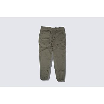 Stampd Patch Cargo Pants - Olive