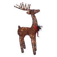 St. Nicholas Square Standing Deer Outdoor Decor